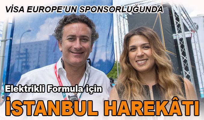 FIA Formula E için İstanbul harekatı