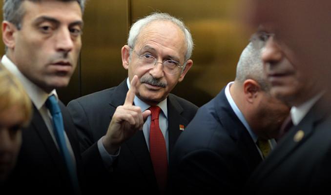 Kılıçdaroğlu'na yumurta atan saldırgan yakalandı