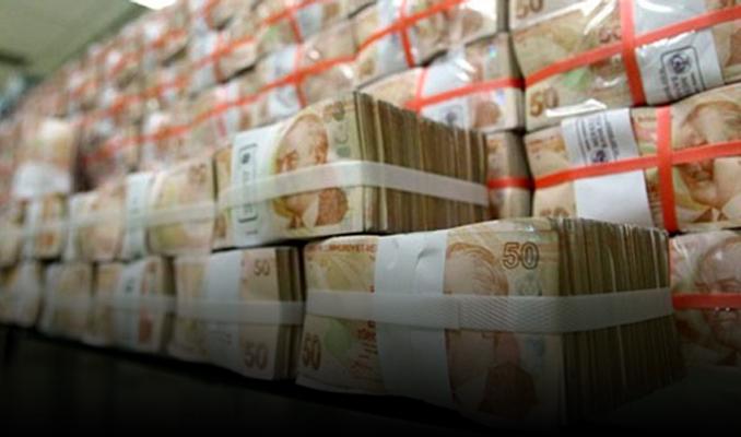 Bankalardaki toplam mevduat azaldı