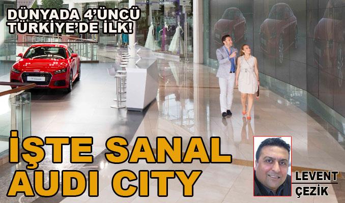 Audi City İstinyepark'ta açıldı!