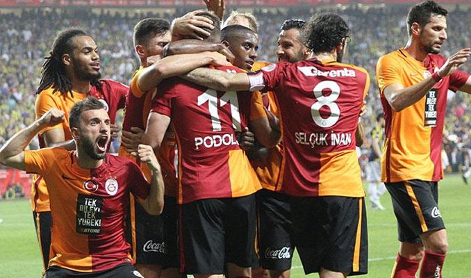 Galatasaray:1 - Fenerbahçe:0