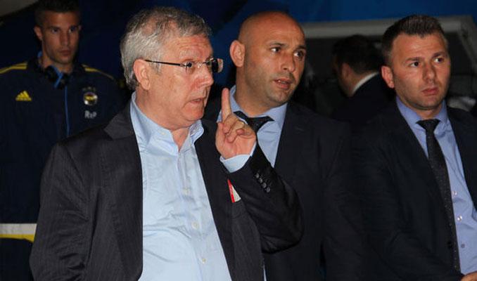Antalya Havalimanı'nda arbede