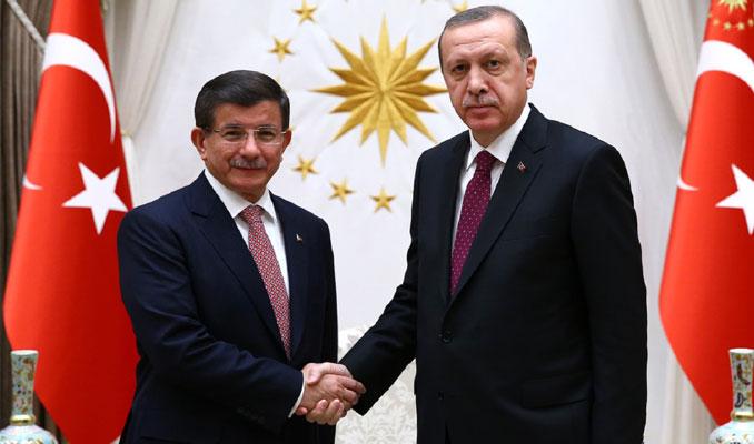 Davutoğlu Beştepe'ye istifa mektubuyla mı gitti