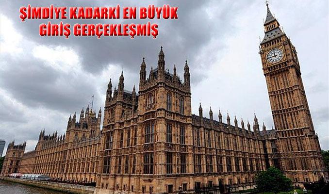 İngiliz Parlamentosu'nun internet sitesi çöktü