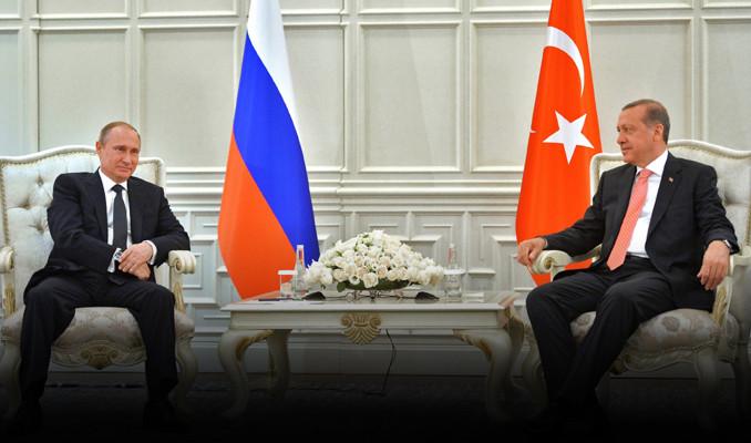 Putin Erdoğan'a teşekkür edecek!