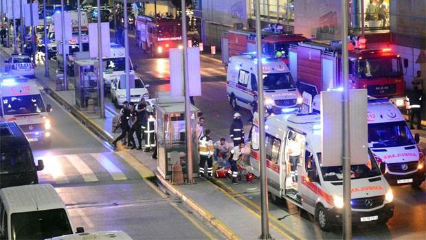 AP: Saldırıyı IŞİD üstlendi