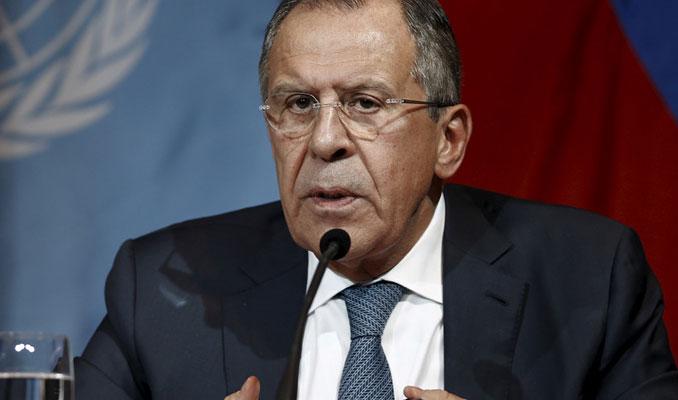 Lavrov: Güçlerimizi birleştirelim