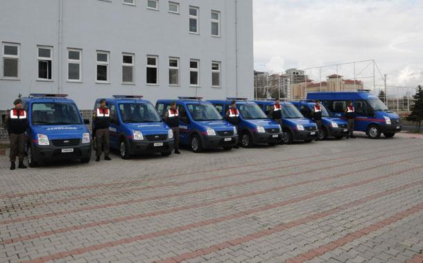 İçişleri Bakanlığı'ndan Jandarma'ya ilk atama