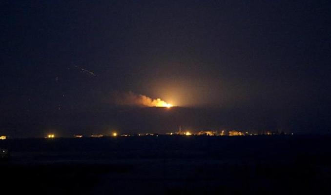 TSK'dan Cerablus'a operasyon! Bordo Bereliler Suriye'de