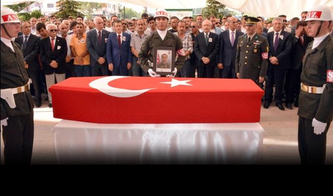 Artvin şehidi Er Fatih Çaybaşı son yolculuğuna uğurlandı