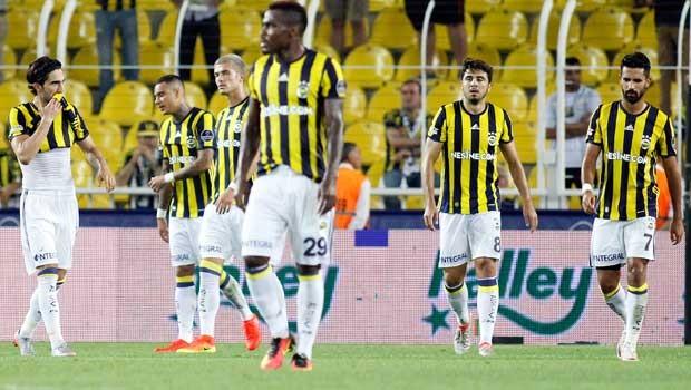 Fenerbahçe-Kayserispor karşısında 3 puan peşinde
