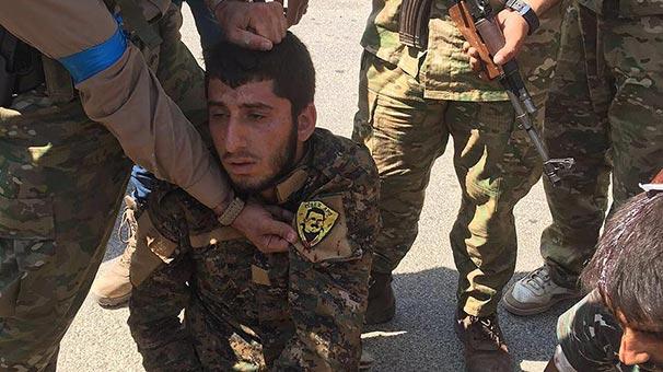 Cerablus'ta Türkiye doğumlu PYD'liler yakalandı