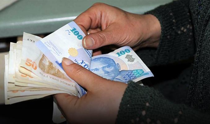 Esnafa 1300 lira maaş geliyor