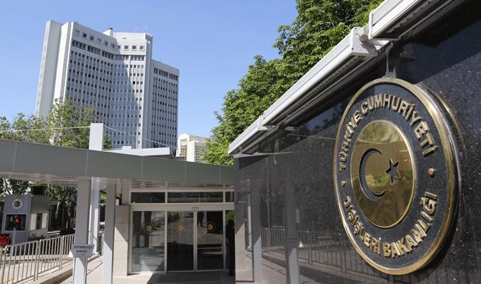 Büyükelçi bakanlığa çağrıldı... Dışişleri'nden ABD'ye YPG tepkisi