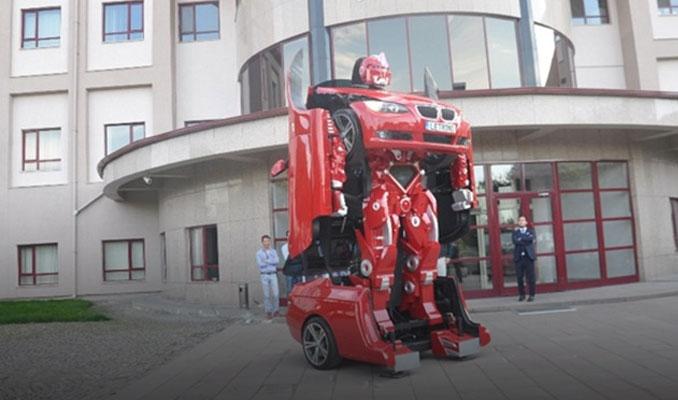 İşte yerli Transformers