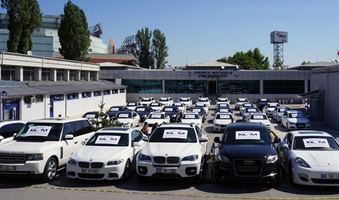 Devlet 11 bin lüks otomobile el koydu