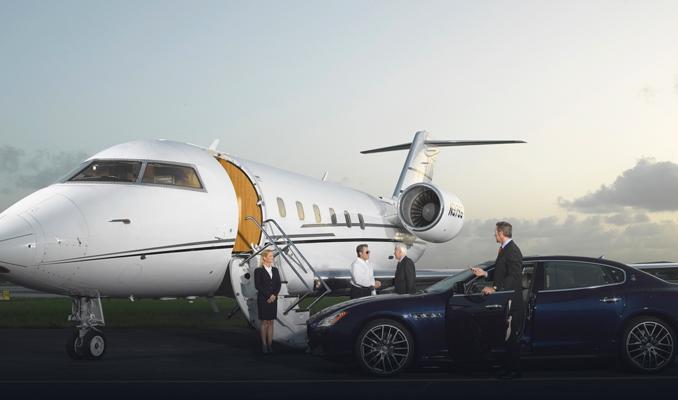 Ünlü jet firması Türk elitleri de uçuracak!
