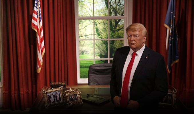 Donald Trump şirketlerinden istifa etti