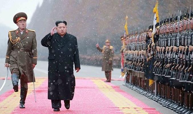 Kuzey Kore yeni mikroplar üretiyor