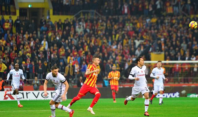 Beşiktaş berabere kaldı