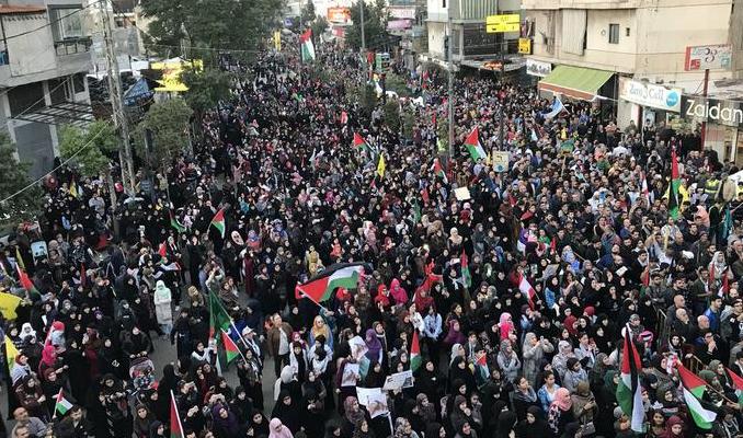 Hizbullah'tan sert mesaj: Sonun başlangıcı