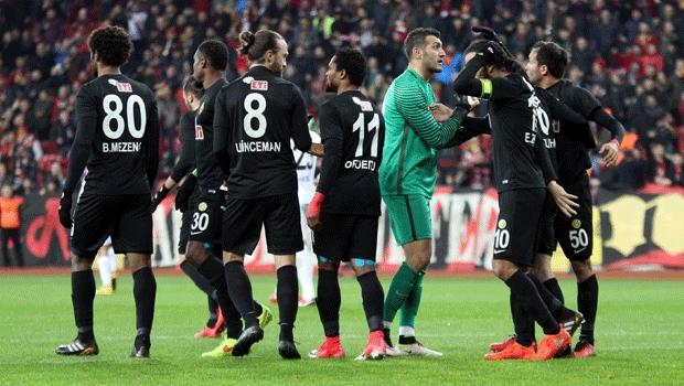 Eskişehirspor'dan tarihi galibiyet