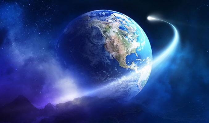 Hint asrtronomlar: Uzaydan gelen virüs 23 Aralık'ta Dünya'yı yok edecek
