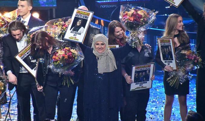 İsveç'te Türk kadınına 'Yılın Kahramanı' ödülü