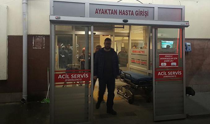 Rize'de 46 öğrenci hastaneye kaldırıldı