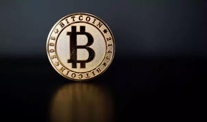 Bitcoin'e sert düşüş