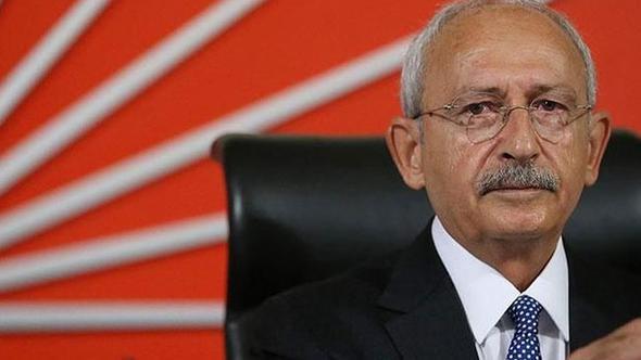Kılıçdaroğlu ve iki CHP'li hakkında fezleke