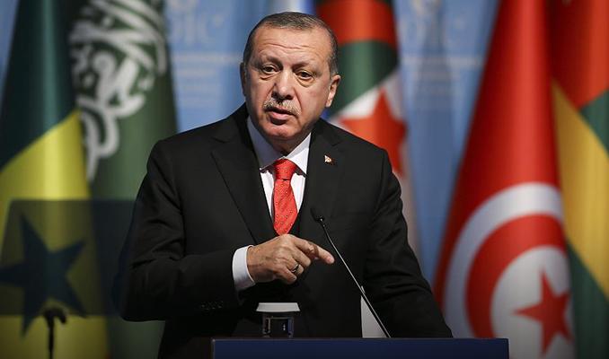 Erdoğan'dan Kudüs kararı sonrası ilk açıklama