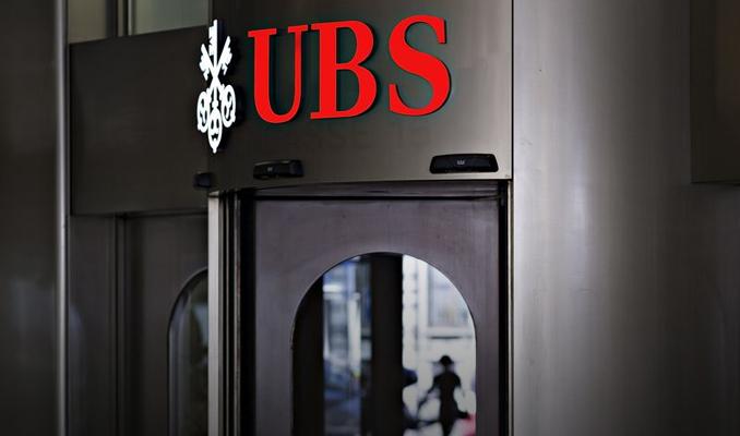 UBS'te üst düzey istifa