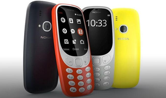 Efsane Nokia 3310 geri döndü