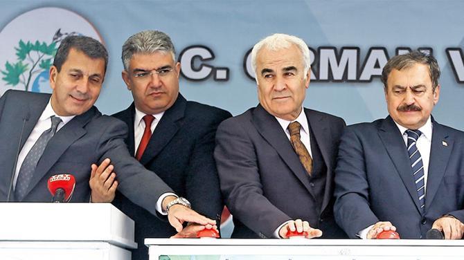 Orta Anadolu'ya 13 milyar lira yatırım