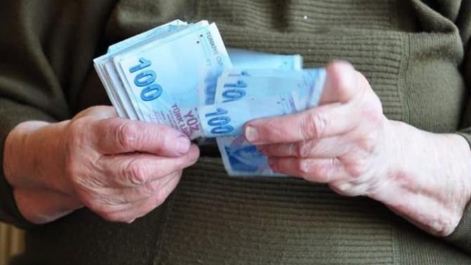 Emeklilere zam yapılıyor