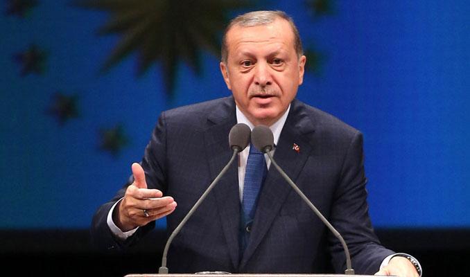 Erdoğan: Büyük üzüntü duyuyorum
