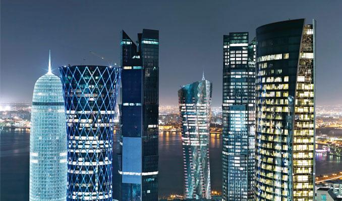 Katar'dan 37 ülkeye misilleme