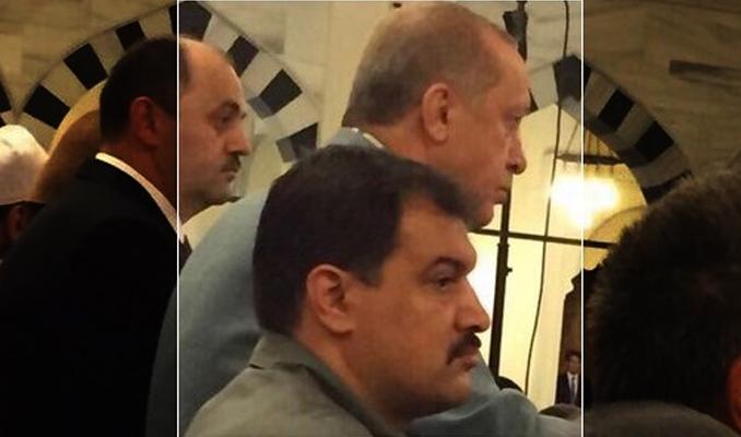 İşte Erdoğan'ın camide yaşadıkları