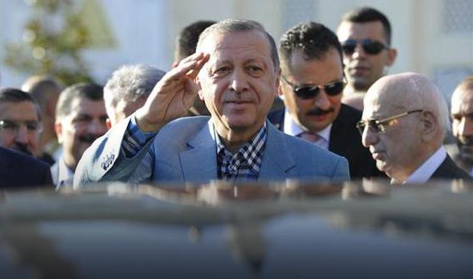 Erdoğan'dan Suudi Arabistan'a sert tepki