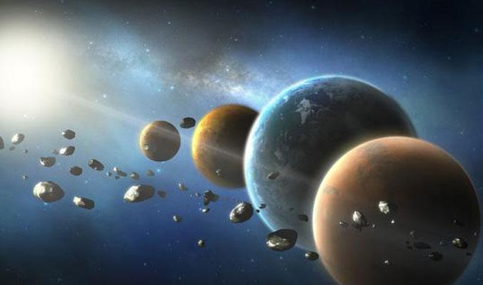 Uzayda yaşam bulundu mu?