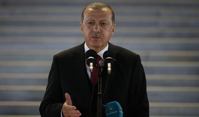 Erdoğan'dan Alman bakana sert çıkış