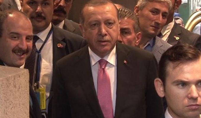 Erdoğan'dan üniversite giriş sınavıyla ilgili flaş açıklama