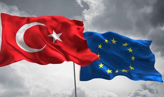 Türkiye'den AB'ye rest