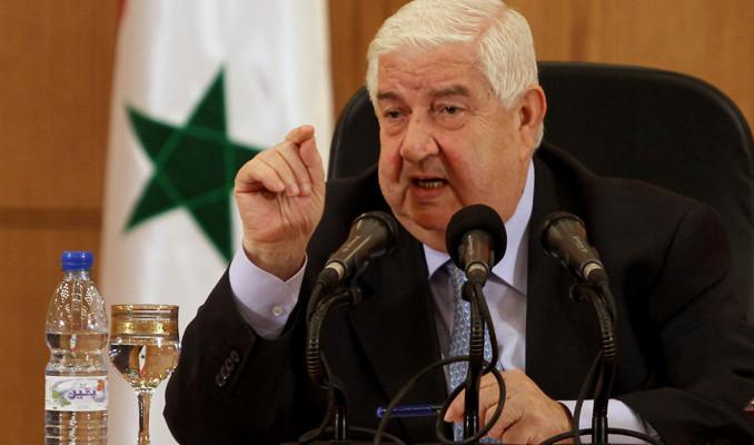 Suriye'den Kürtlere müzakere açıklaması!