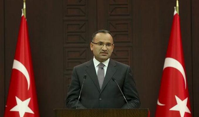 Hükümet'ten Zeytin Dalı harekatı açıklaması