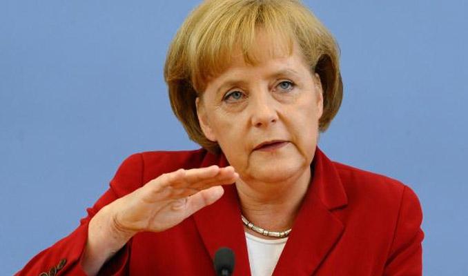 Merkel'den AB-Türkiye Zirvesi açıklaması
