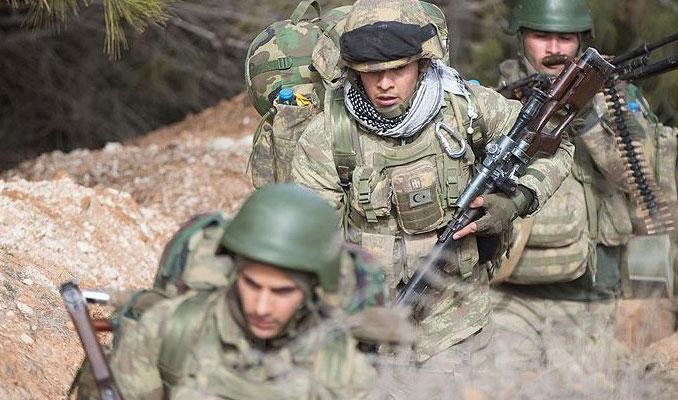 Sınır birliklerine takviye yapılıyor