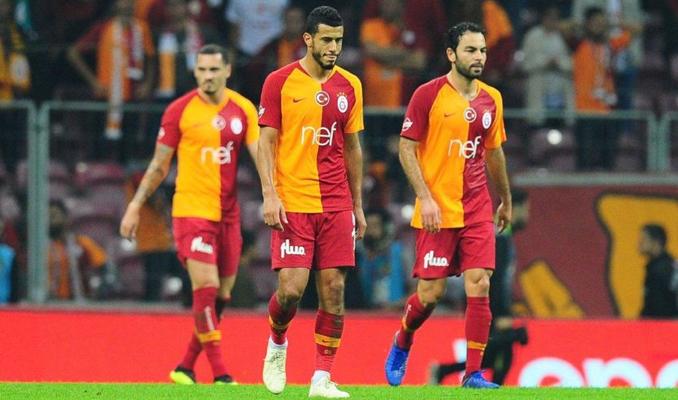 Galatasaray: 1-1 :Bursaspor