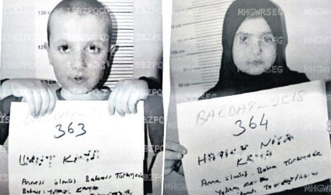 Bağdat 363 ve Bağdat 364 kod adlı kardeşler Türkiye'ye getirildi